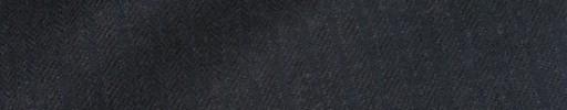 【Bsl_9w105】チャコールグレー柄+5ミリ巾ネイビー織りストライプ