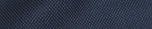 【Ha_8fc15】ブルー・黒バーズアイ