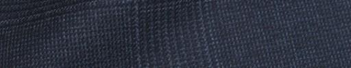 【Ha_8fc31】ダークブルーグレー9.5×8cmグレンプレイド