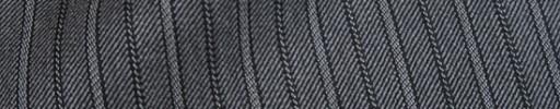 【Ha_8fc47】グレー1.5cm巾縞コール