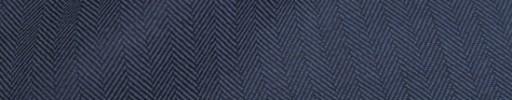 【Ha_8fc51】ブルーグレー1cm巾ヘリンボーン