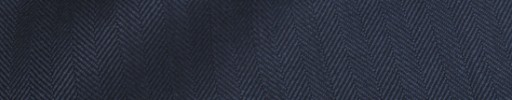 【Ha_8fc53】ダークブルーグレー1cm巾ヘリンボーン