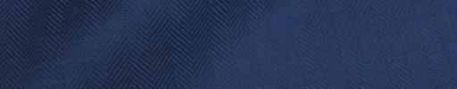 【Ha_8fc54】ロイヤルブルー1cm巾ヘリンボーン