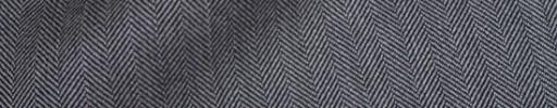 【Ha_8fc58】グレー1cm巾ヘリンボーン