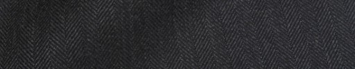 【Ha_8fc60】チャコールグレー1cm巾ヘリンボーン