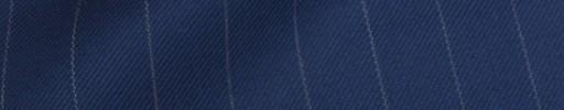 【Ha_8fc74】ライトネイビー+1cm巾ペンシルストライプ
