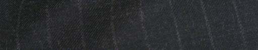 【Ha_8fc82】ダークグレー+1.4cm巾ストライプ