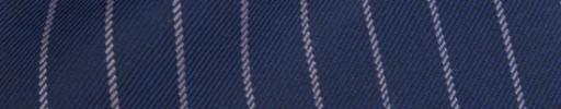 【Ha_8fc86】ライトネイビー+1.4cm巾ライトピンクストライプ