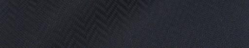【Sya_9w09】ネイビー1cm巾ヘリンボーン