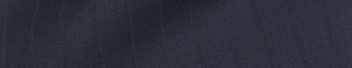 【Sya_9w11】ネイビー+1cm巾織りストライプ