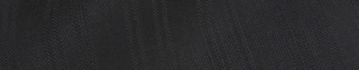 【Sya_9w13】ブラック柄+1.2cm巾織りWストライプ