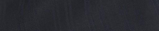 【Sya_9w14】ネイビー柄+1.2cm巾織りWストライプ