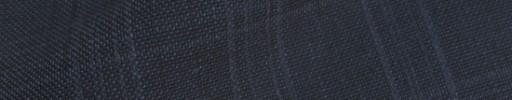 【Sya_9w18】ダークブルーグレー+4×3cm織りプレイド