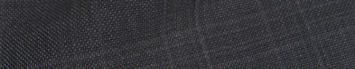 【Sya_9w19】チャコールグレー+4×3cm織りプレイド