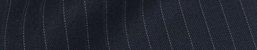 【Sya_9w26】ネイビー柄+8ミリ巾織り・ドットストライプ