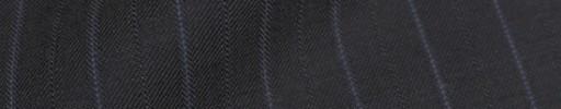 【Sya_9w27】ダークグレー+1.6cm巾パープル・織り交互ストライプ