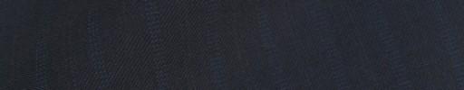 【Sya_9w35】ダークネイビー+1.2cm巾ブルードット・織り交互ストライプ