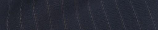 【Sya_9w44】ネイビー+9ミリ巾織りストライプ