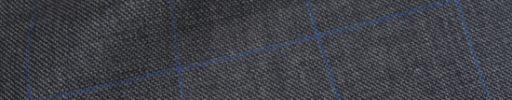 【Ha_prm05】ミディアムグレー+4.5×3.5cmブルーペーン