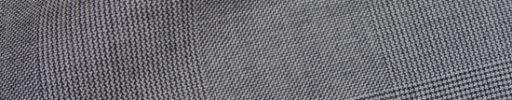 【Ha_prm21】グレー9×8cmグレンプレイド