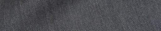 【Ha_prm46】ミディアムグレー9ミリ巾ヘリンボーン