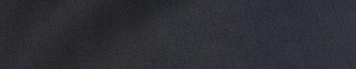 【Ha_prm55】ネイビー1.3cm巾ヘリンボーン