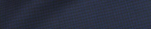 【Ha_prm63】ネイビー・黒ハウンドトゥース