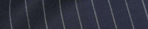 【Ha_prm70】ネイビー+1.3cm巾ストライプ