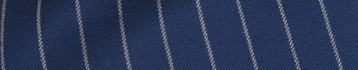 【Ha_prm72】ロイヤルブルー+1.3cm巾ストライプ