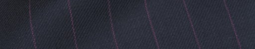 【Hs_ch9w03】ネイビー+1.5cmパープルストライプ
