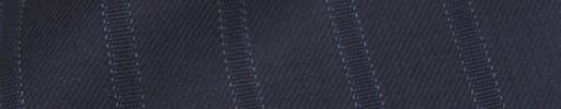 【Hs_ch9w15】ネイビー+2cm巾織り・ドットストライプ