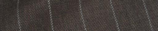 【Hs_ch9w28】ブラウン+2cm巾ペールブルーストライプ
