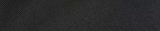 【Hs_ch9w35】ブラック1.3cm巾ヘリンボーン