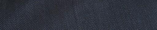 【Hs_ch9w38】ブルーグレー1.3cm巾ヘリンボーン