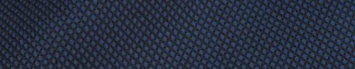 【Hs_ch9w42】ロイヤルブルー・黒バーズアイ