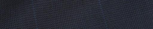 【Hs_ch9w44】ダークブルーグレーグレンチェック+6×4.5cmブルーペーン