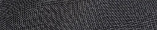 【Hs_ch9w45】ミディアムグレー4.5×4cmグレンチェック