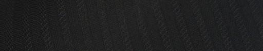 【Is_9w208】ブラック6ミリ巾ヘリンボーン