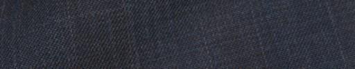 【Is_9w229】ブルーグレー+4×3cmダスティーレッドチェック