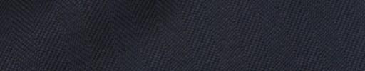 【Is_9w285】ネイビー1.1cm巾ヘリンボーン