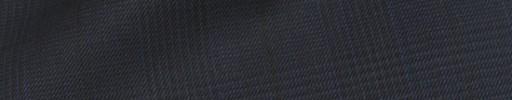 【Is_9w527】ネイビー5×4cmチェック+ブラックペーン