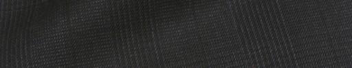 【Is_9w529】ダークブラウングレー5×4cmチェック+ダークブラウンペーン
