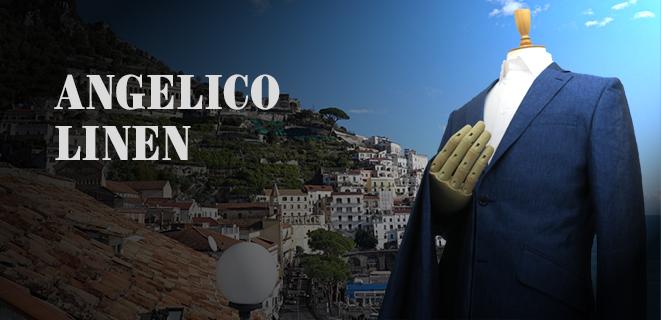 ANGELICO-アンジェリコ|リネンスーツ・ジャケット