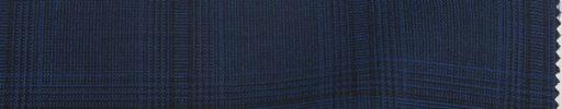 【Do_sta05】ネイビー+5×4.5cm黒・織りチェック