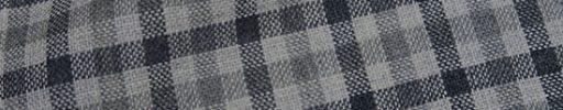 【Fb_af08】ライトグレー+2cmグレー・黒チェック