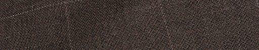 【Fb_af25】レッドブラウン+5.5×4.5cm白ウィンドウペーン