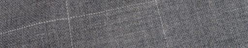 【Fb_af27】ライトグレー+5.5×4.5cm白ウィンドウペーン