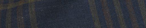 【Fb_af33】ネイビー+10.5×9cmブラウン・カーキミックスWチェック