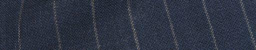 【Fb_af40】ブルーグレー+1.8cm巾ストライプ