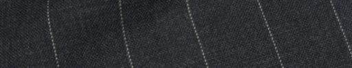 【Hs_9chs14】チャコールグレー+2cm巾ストライプ